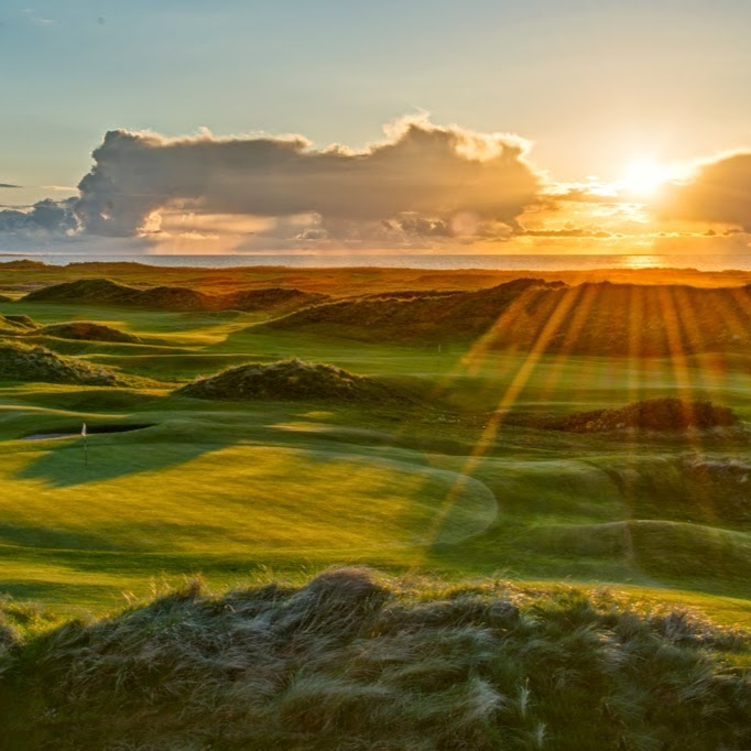 Ballyliffin Golf Club - Golf tour