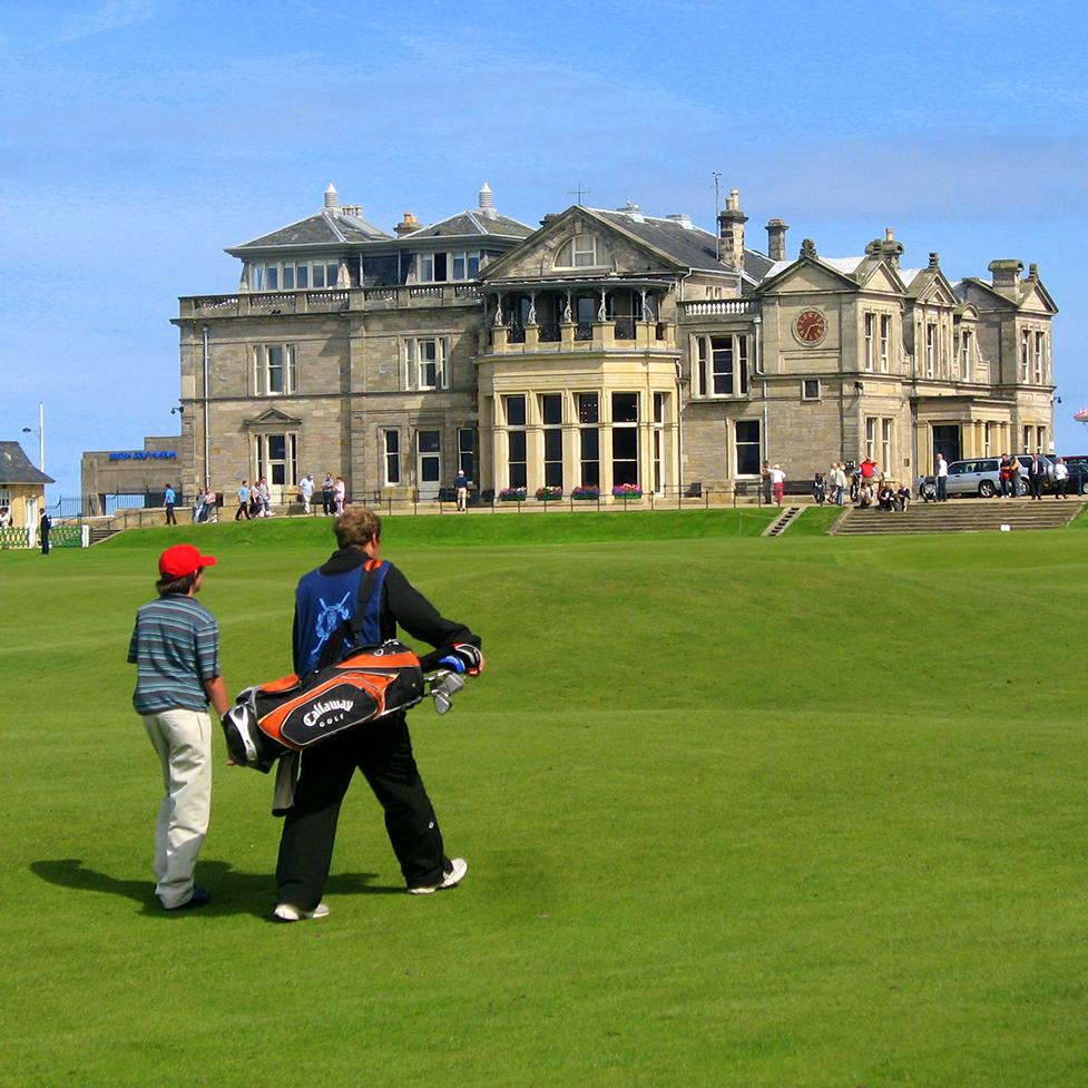 R & A Golf Club, St. Andrews