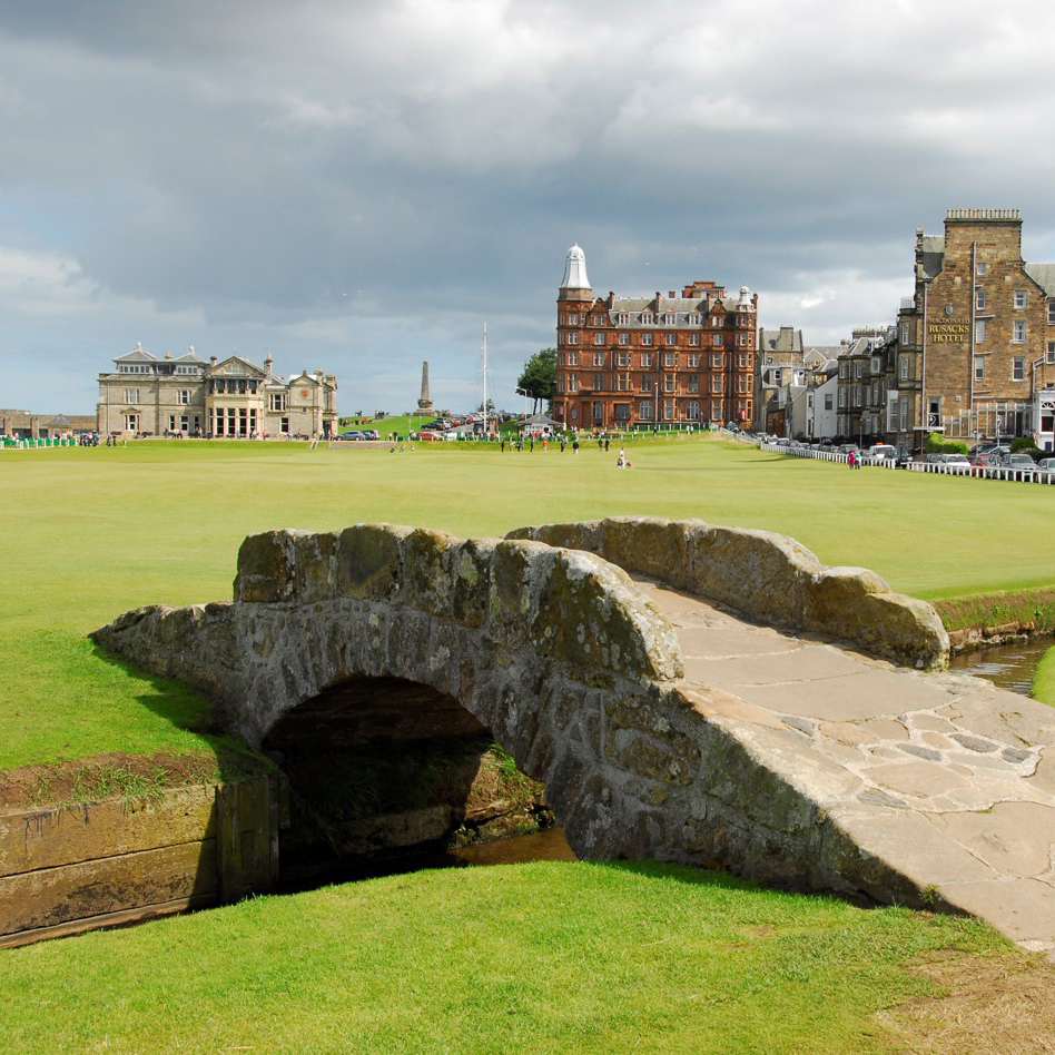 St. Andrews Golf Course, Scotland