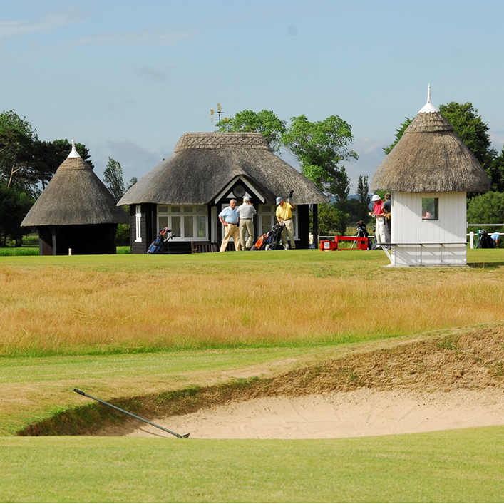 Sunningdale / Royal St. Georges golf tours