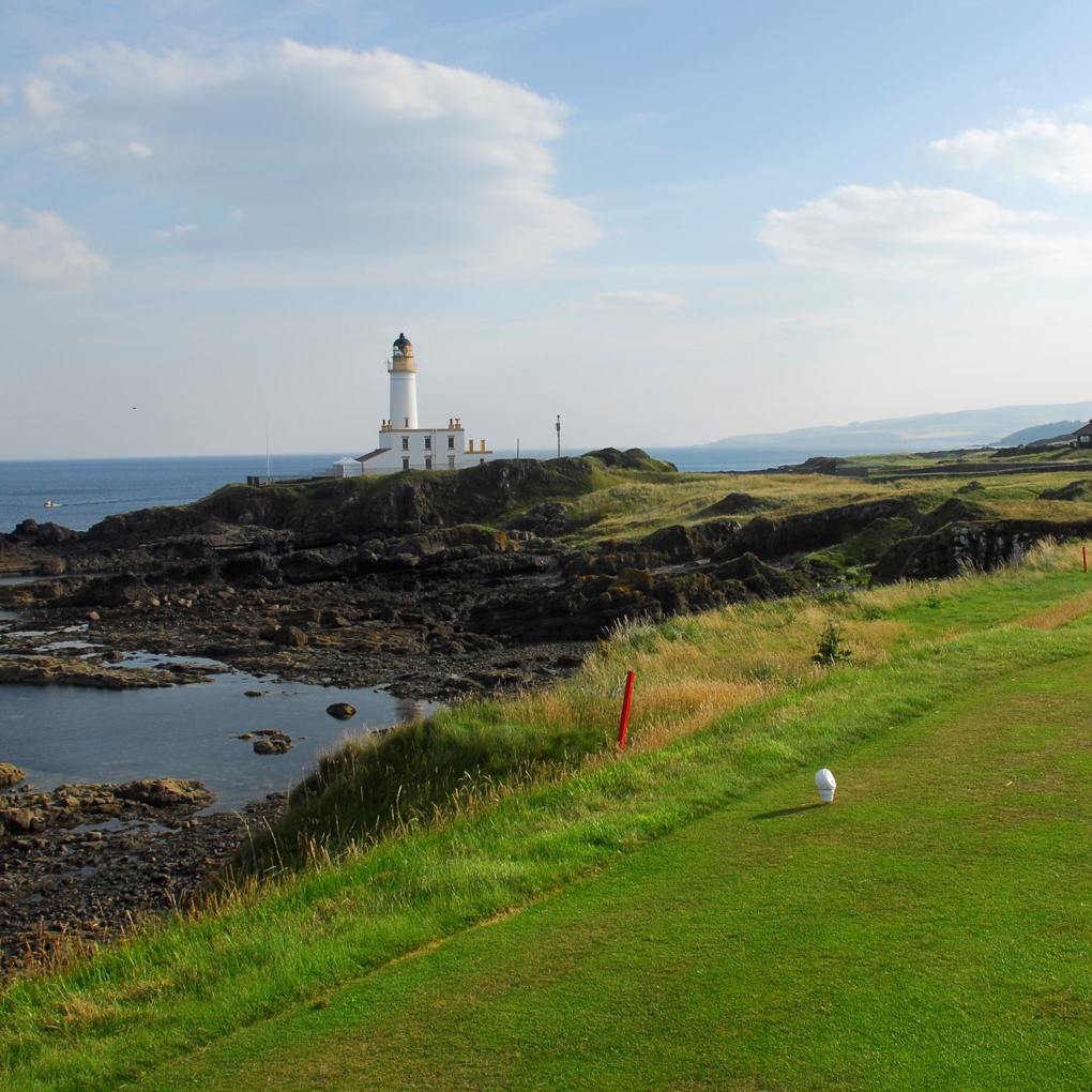 golf tours to Turnberry Scotland