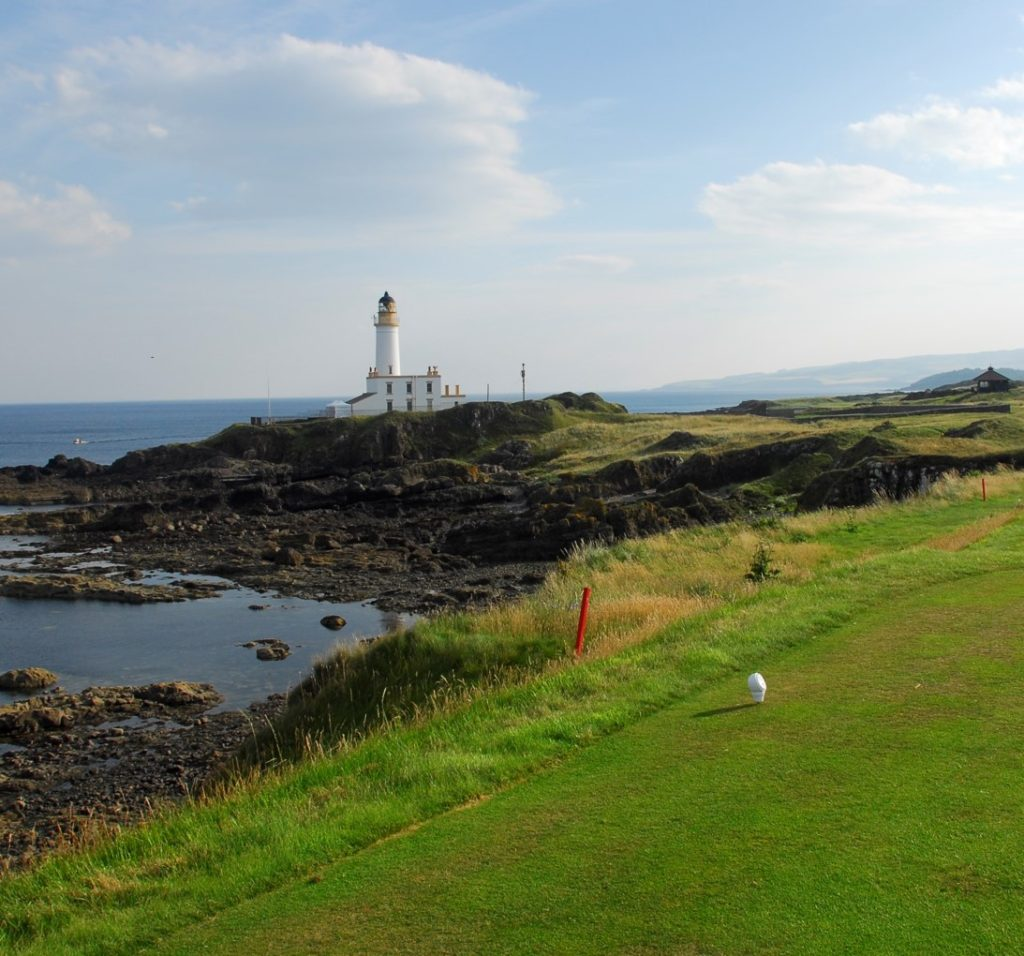 Turnberry golf course, Scotland